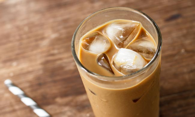 Iced Chocolate Coffee