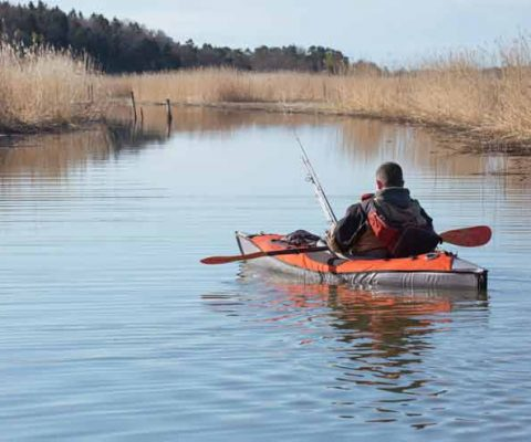 How to Set Up a Kayak for Fishing?