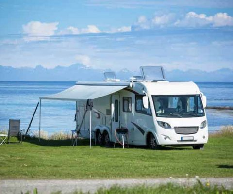 Easy Procedure to Replace RV Awning