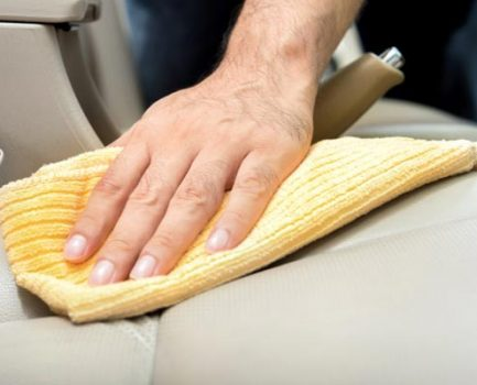 How You Can Clean A Car Seat?