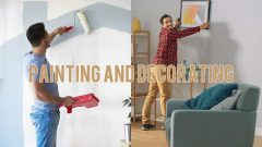 What is The Difference Between Painting and Decorating