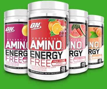 Can you take Amino Energy