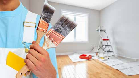 Factors To Determine The Interior Painting Cost