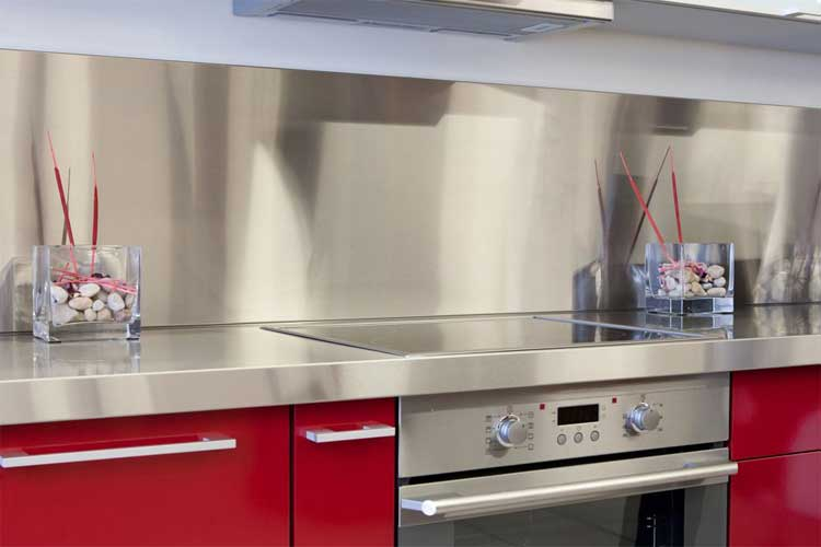 How to Clean Stainless Steel Countertop