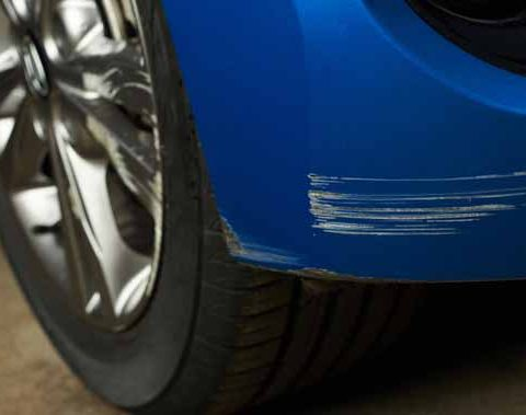 What are the Different Types of Car Scratches?