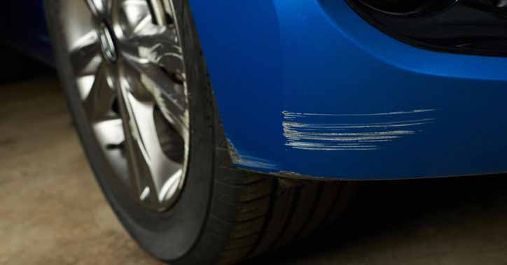 What are the Different Types of Car Scratches