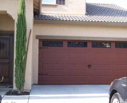 How to Open Garage Door with Broken Extension Spring?
