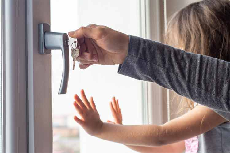 How to Install Window Locks