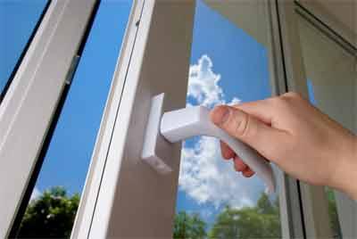 Steps to install window locks