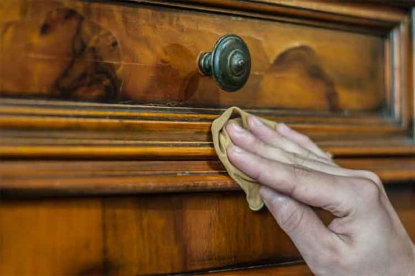 How to Refresh Tired Old Wood Furniture