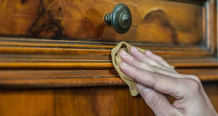How to Refresh Tired Old Wood Furniture on the Cheap