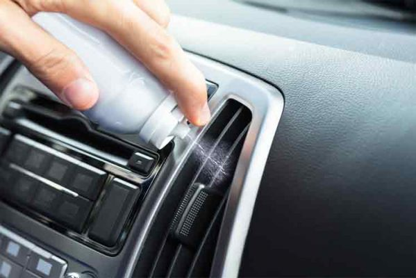 How to Fix a Hole in the Condenser of Your Car's Air Conditioner